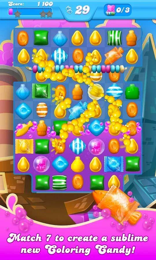 Candy Crush Soda Saga Online Play The Game At King