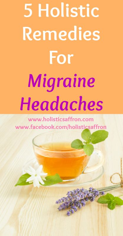 Natural Remedies To Cure Cluster Headaches
