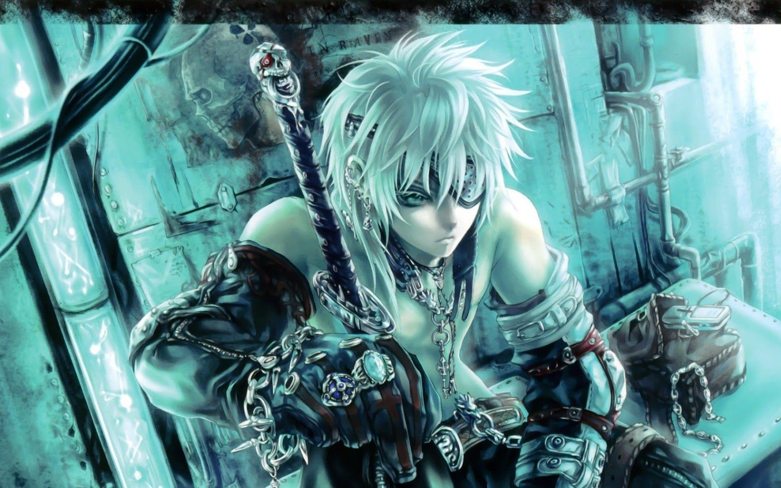 Anime Angel Boy Wallpapers Wide Vampire Knight Yuuki And
