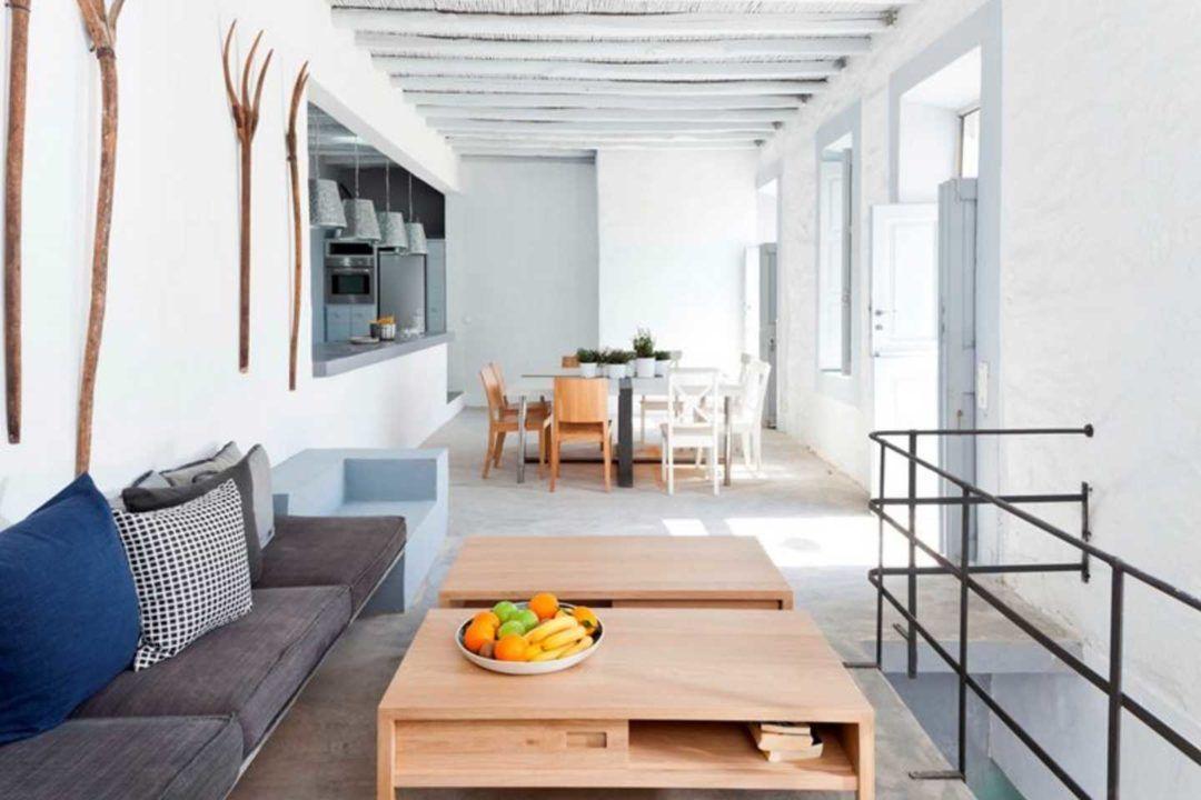 Coco Mat Eco Residences Hotel In Serifos Greece Aboutdecorationblog Hotel Interior Design Transitional Living Rooms Interior Design