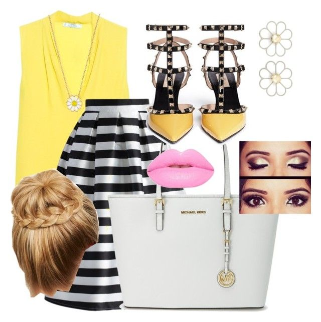 """Oh Bee-have!"" by sierra-alayna on Polyvore"