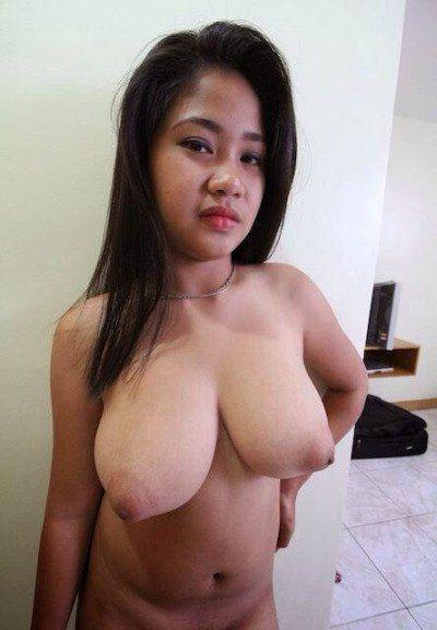 Beautiful topless woman