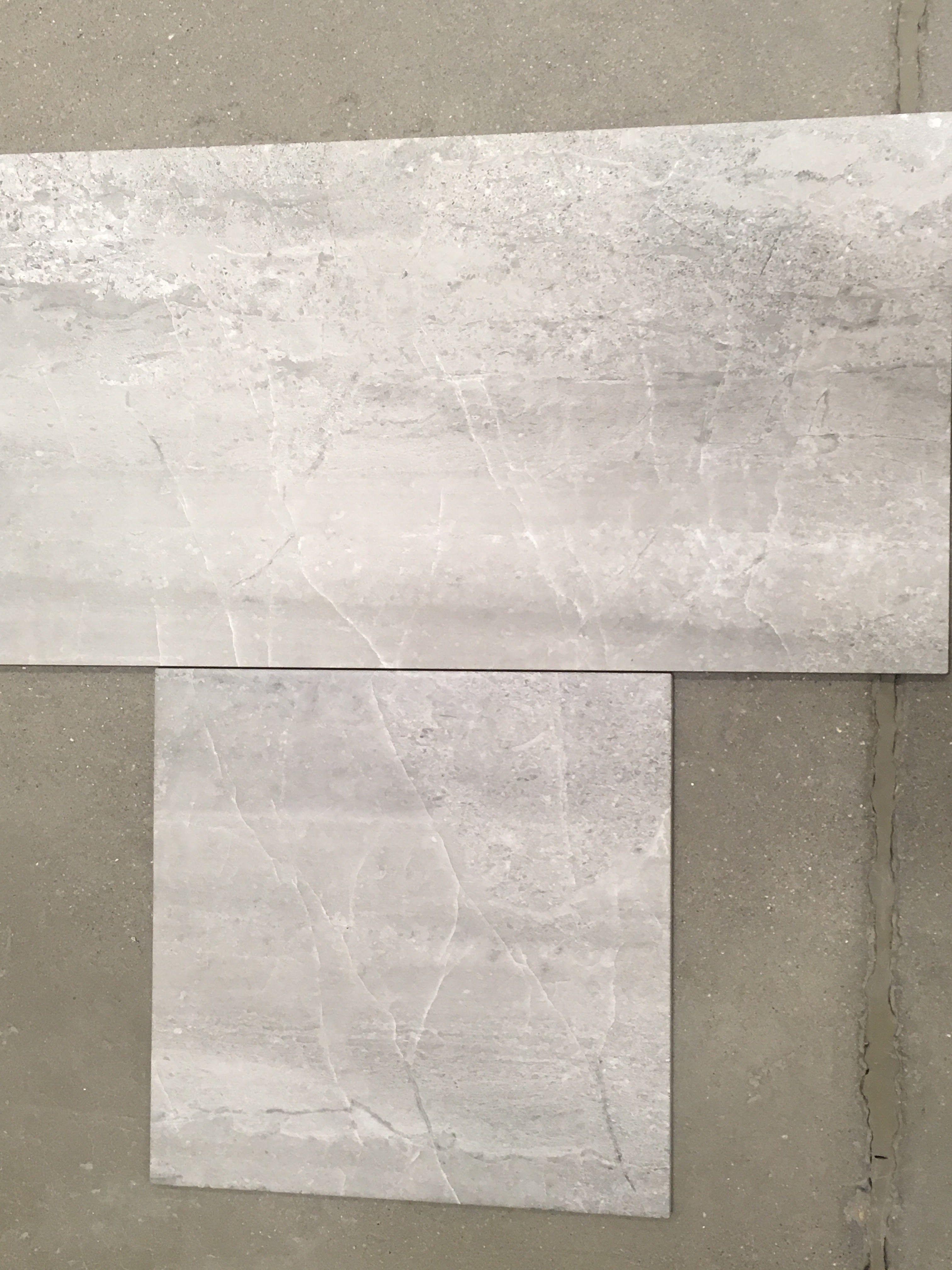 skyros grey porcelain tile from lowes