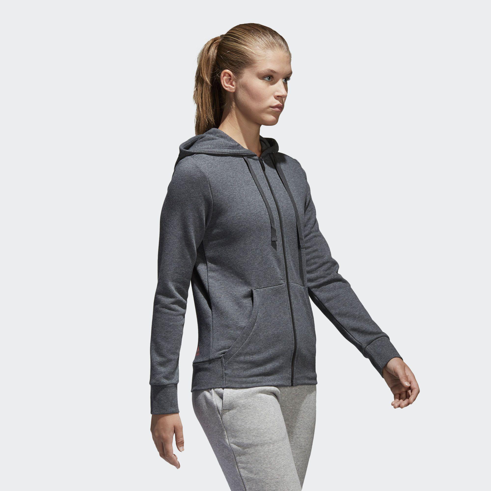 chaqueta adidas retro, adidas Essentials Linear Slim