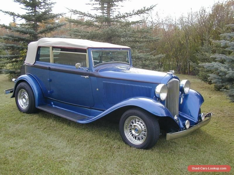 1932 Plymouth PB #plymouth #pb #forsale #canada | Cars for Sale ...