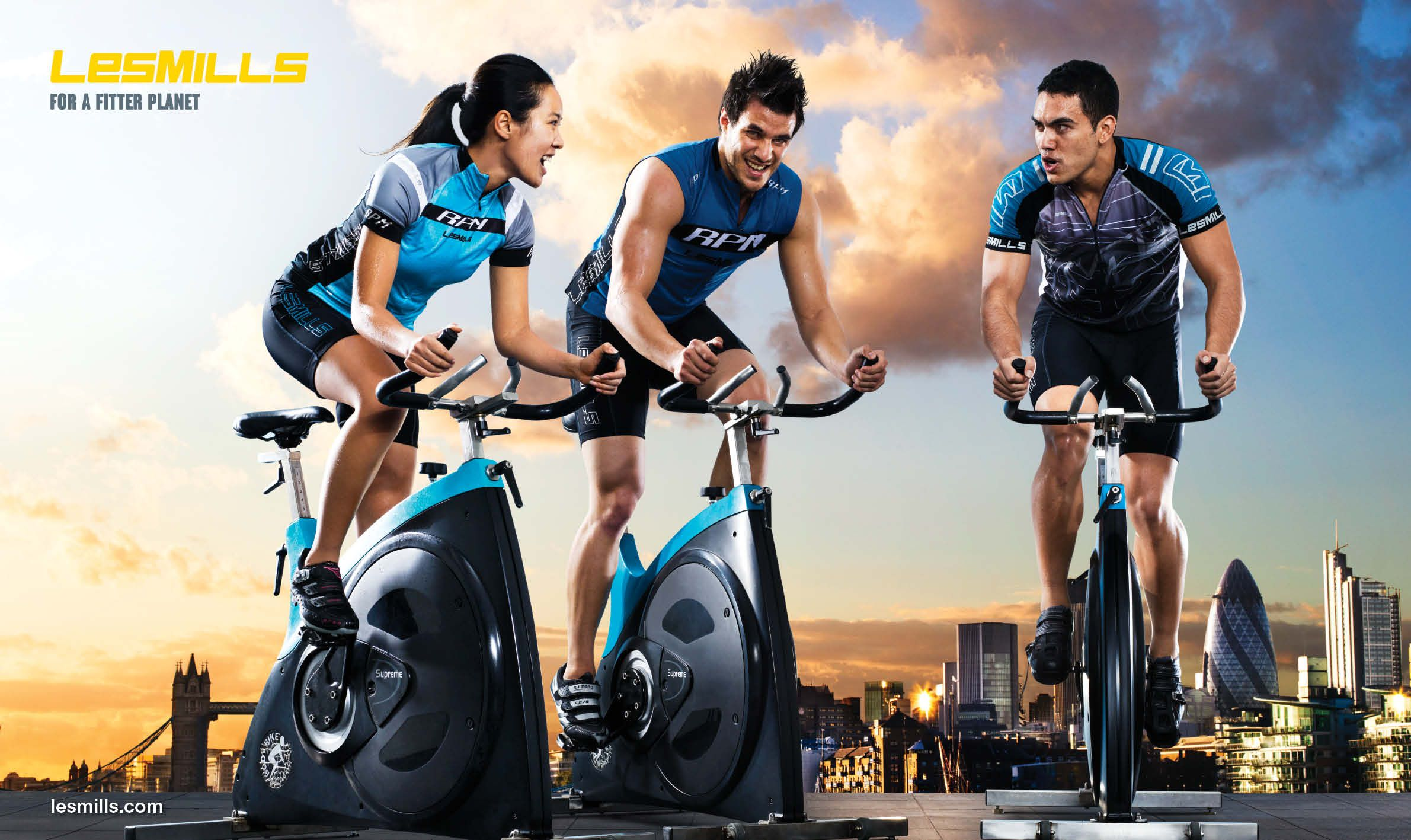 les mills rpm cycling spinning ride sport pour. Black Bedroom Furniture Sets. Home Design Ideas