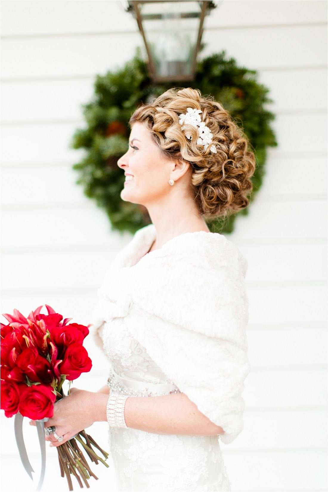 Wedding at Big Cedar Chapel Hair and Makeup by KKD Beauty