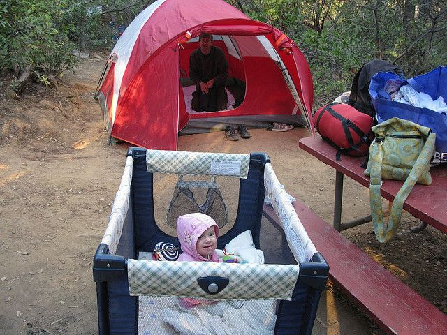 5 Essentials for Camping with a Baby