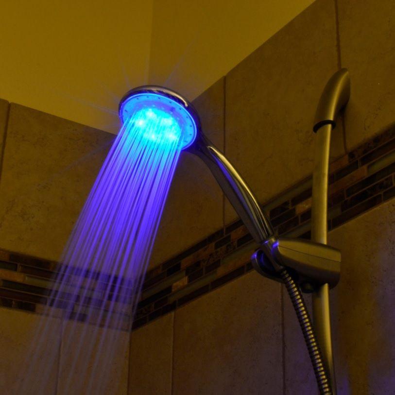 Led Light Up Shower Head On Sale Led Shower Head Led Lights