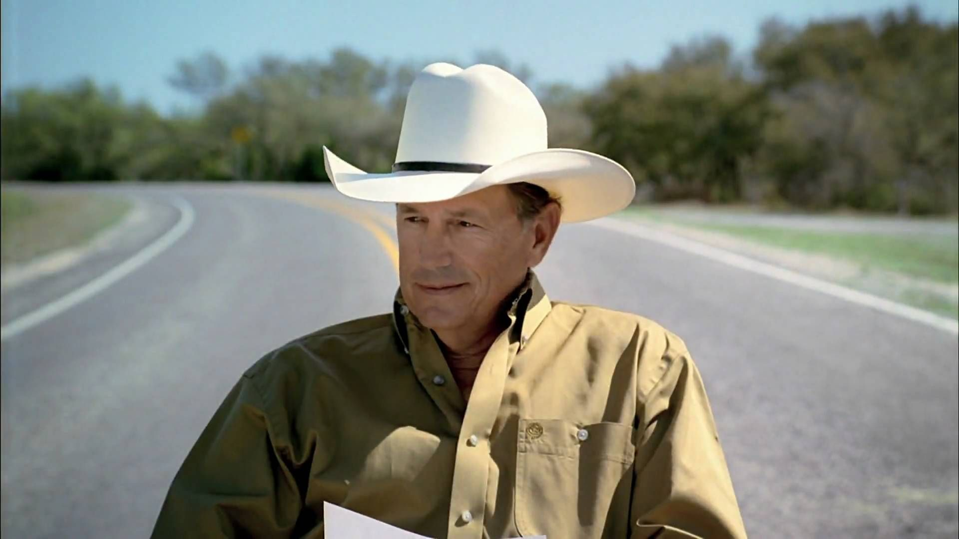 George Strait - Don't Mess with Texas