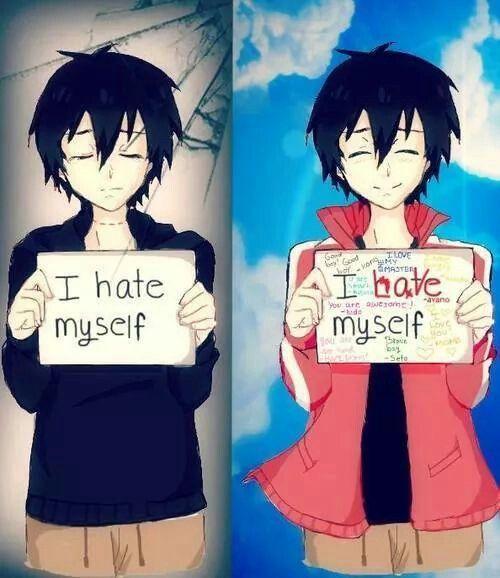 I Hate Love Anime