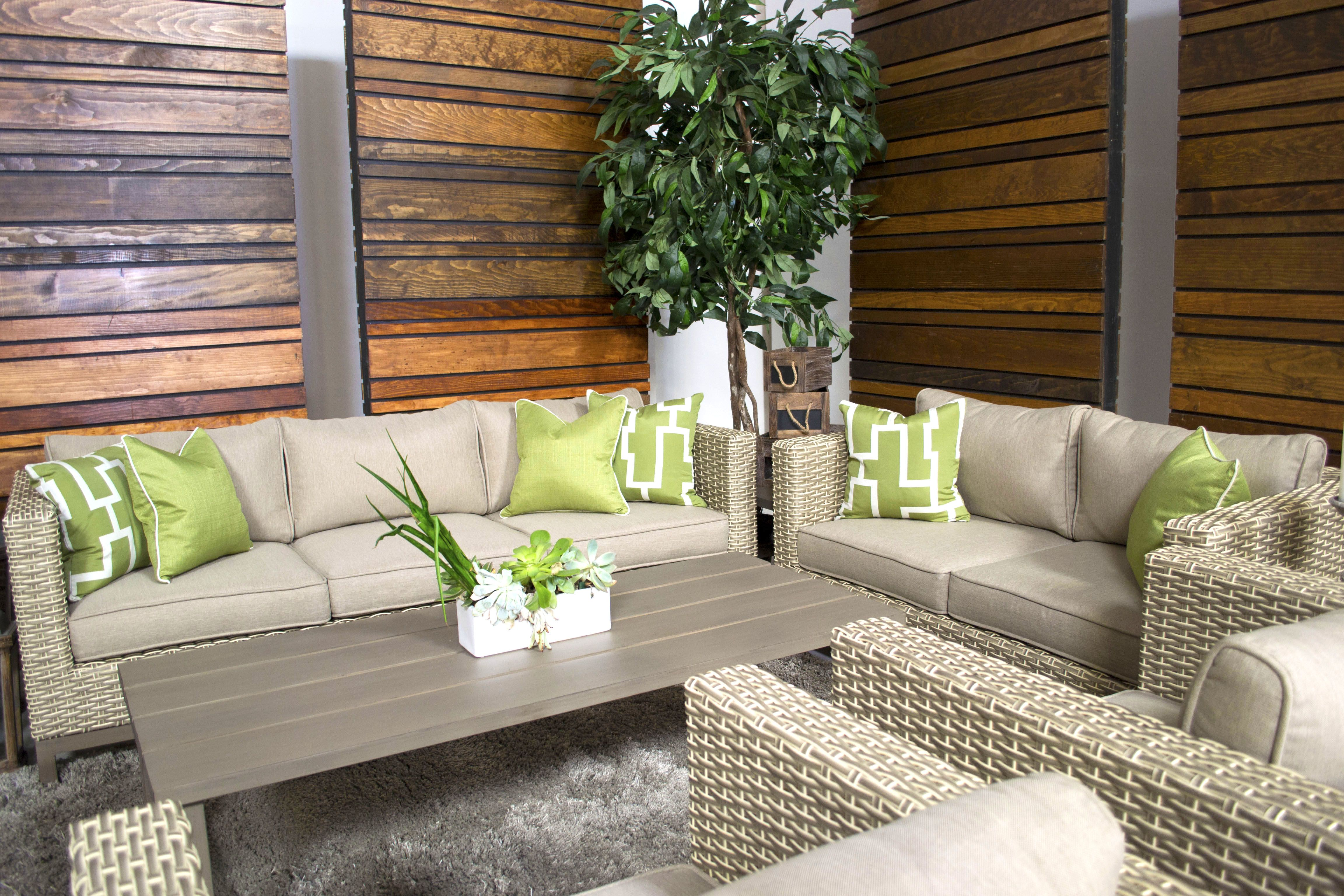 Barbados Outdoor Seating And Table Collection Furniture Rental