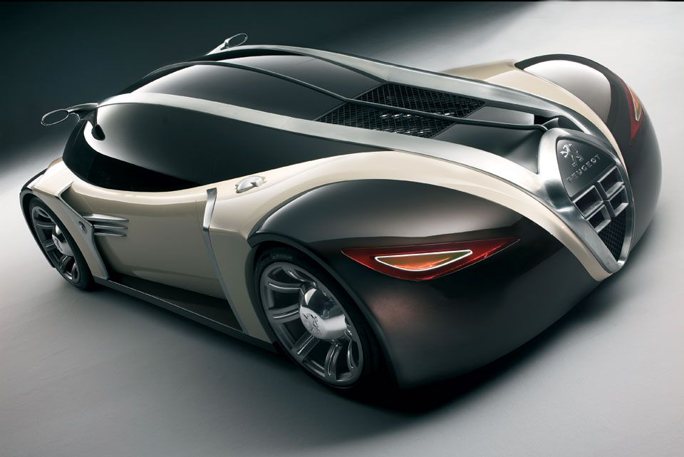 Peugeot 4002 Project Name Lion Peugeot Futuristic Cars