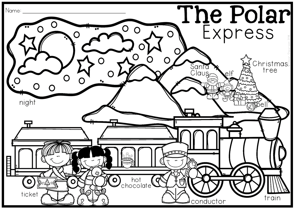 Gingerbread Train Coloring Pages Tips