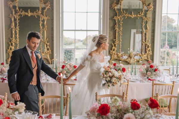 Expect The Unexpected At This Charmingly Eclectic English Wedding ...
