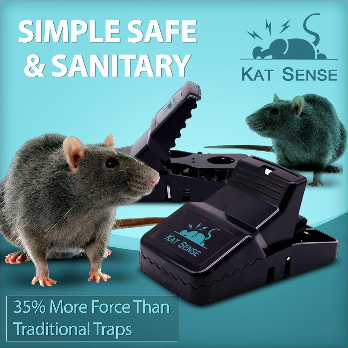 100 RAT KILL RATE NO ESCAPE about false