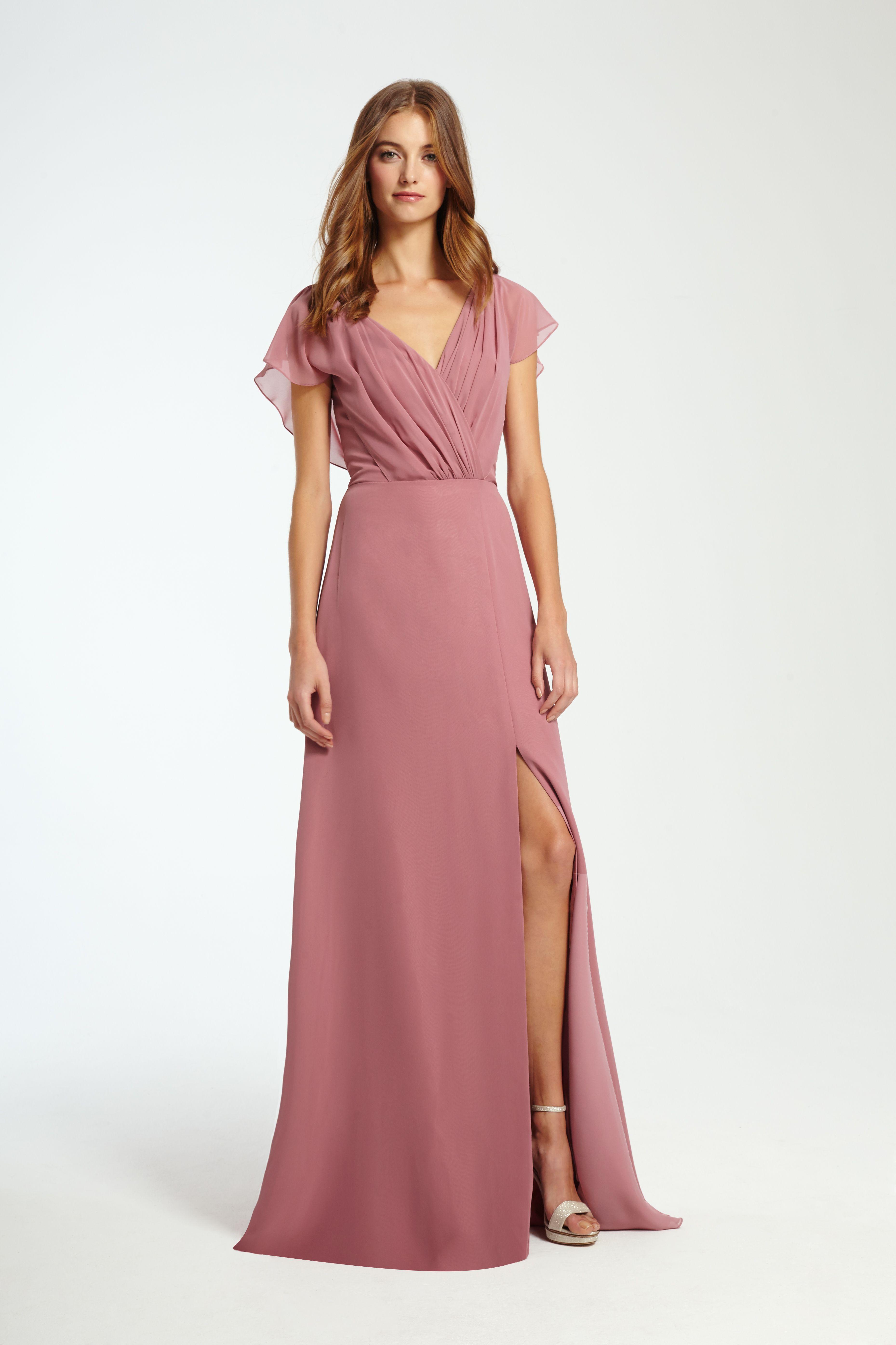 Monique Lhuillier Fall 2016 Bridesmaids - Style # 450355 | dress ...