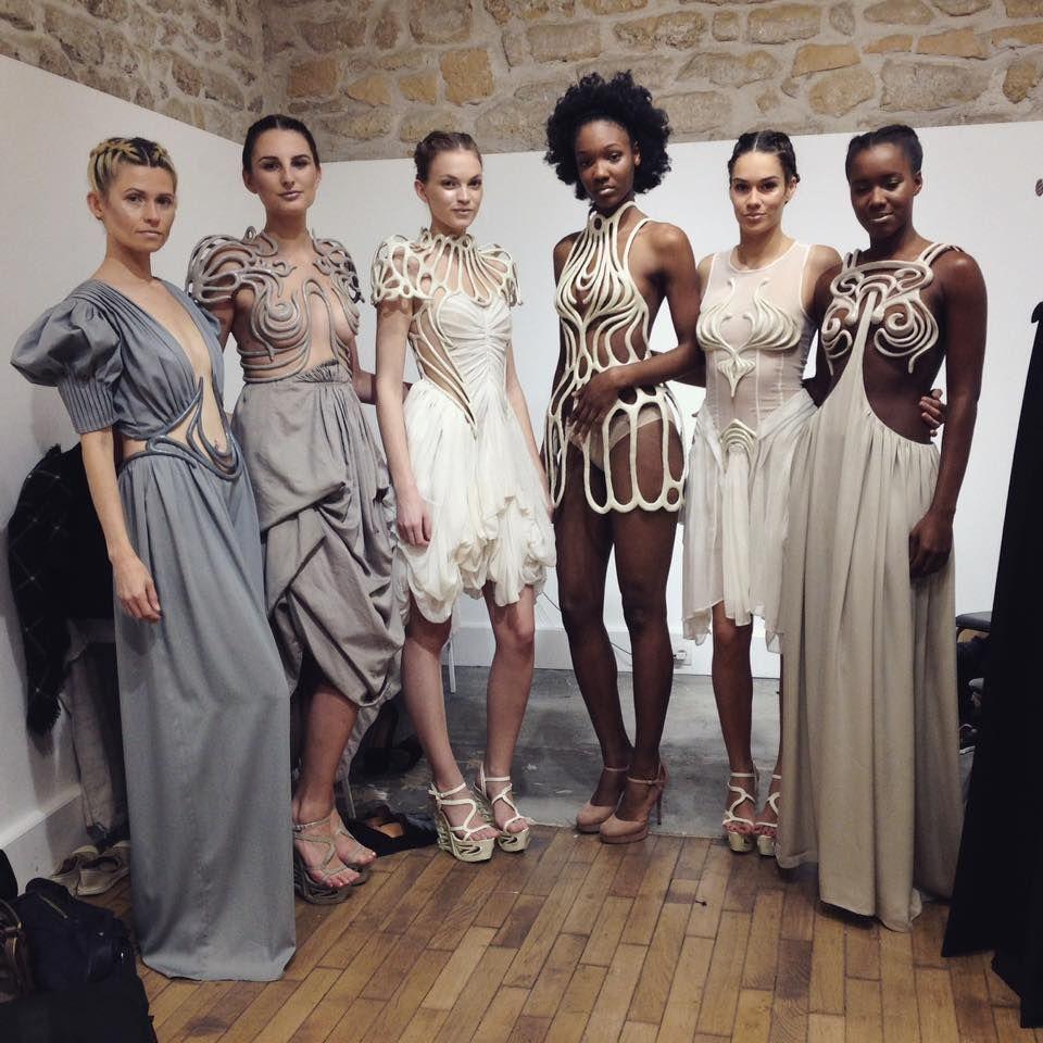 Art Nouveau Style Futuristic Outfits Art Nouveau Dress Fashion Attire