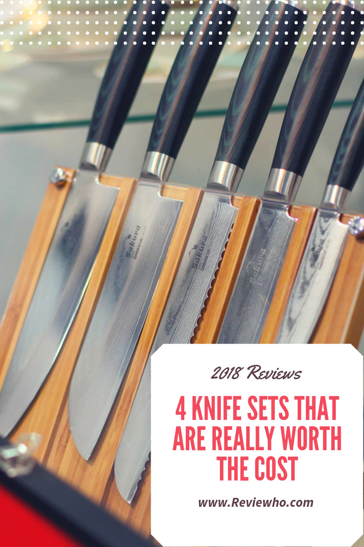 Best Kitchen Knife Sets For The Money (2019 Reviews ...