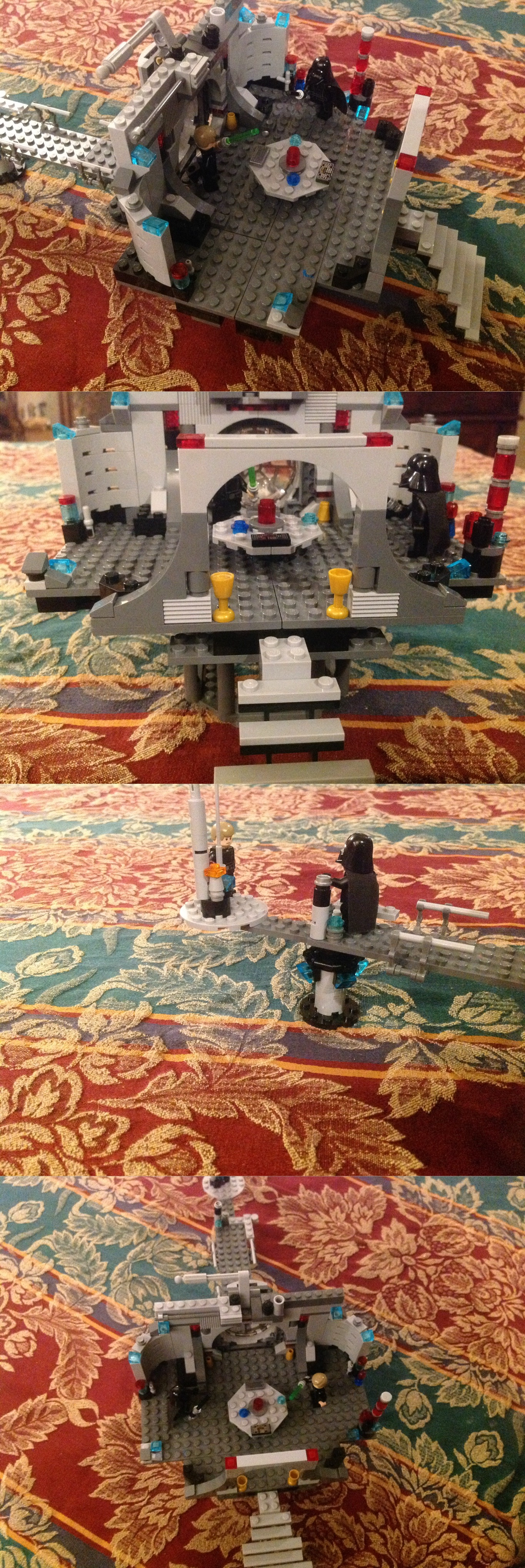 Custom Lego Star Wars dole on cloud city This should be a set