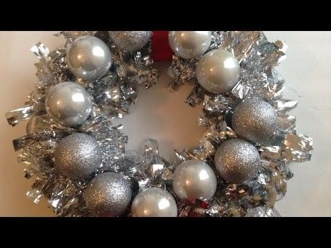 Make a Festive Holiday Garland Wreath - DIY Home - Guidecentral