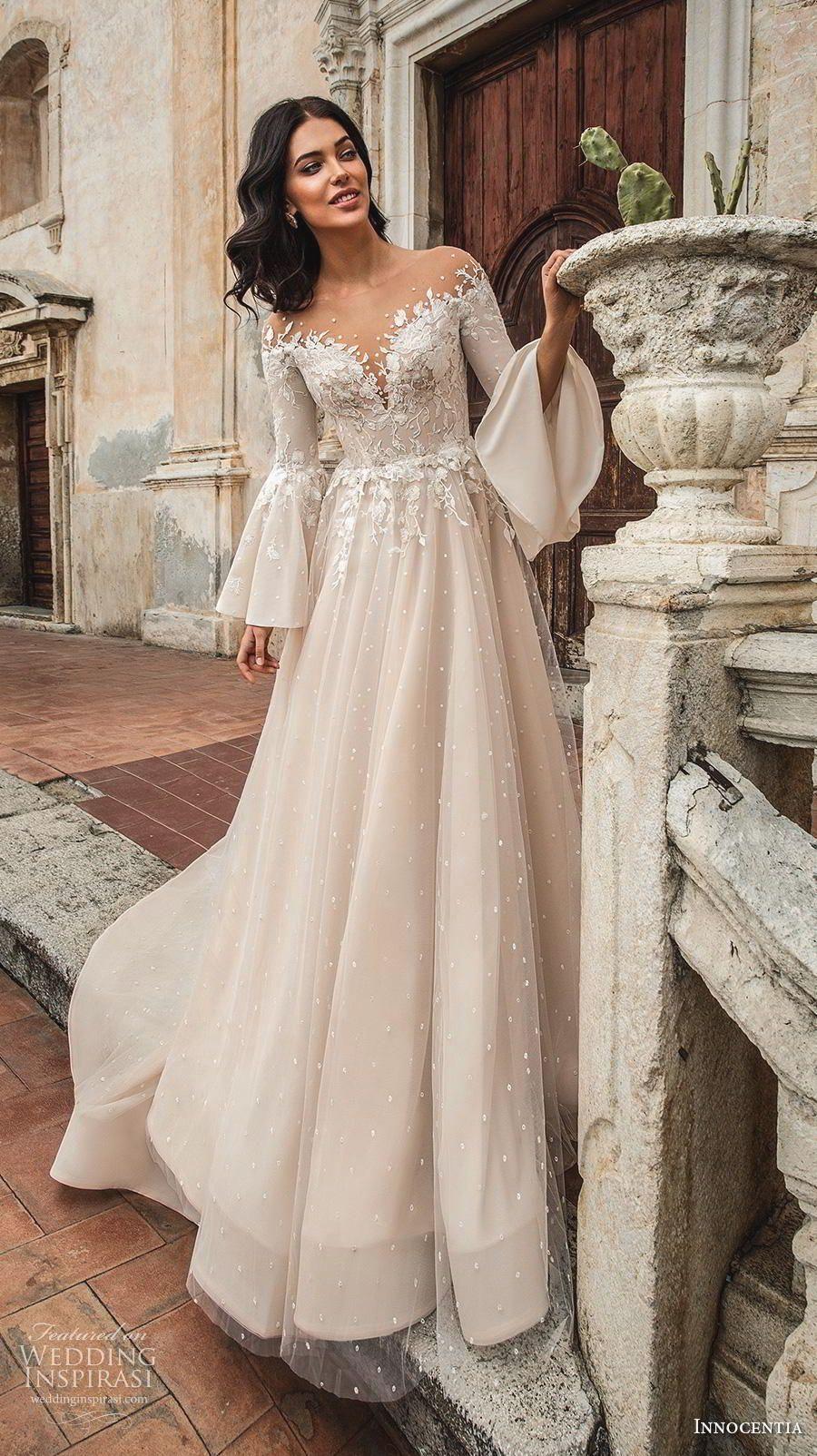 Hochzeit Inspirasi Hochzeit Hochzeiten Braut Hochzeitskleid Hochzeitskleid Braut Mode Myoyun Org Styling In 2020 Braut Brautkleid Brautkleid Lange Armel