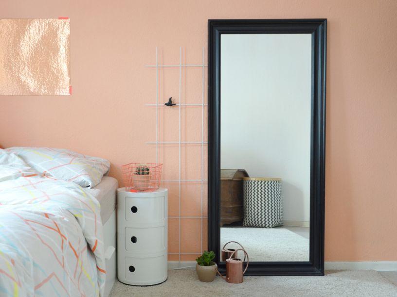 Wandgestaltung So Verandern Farben Raume Schlafzimmerfarben Zimmer Farben Altrosa Schlafzimmer