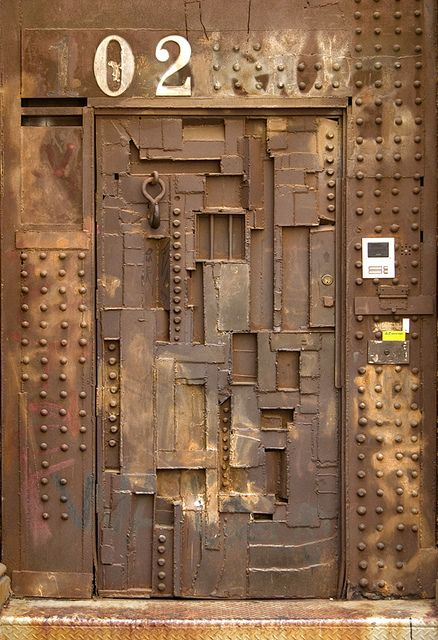 Steel Art Door | Arch4150-Fana-9/19/2013 | Steel art, Doors
