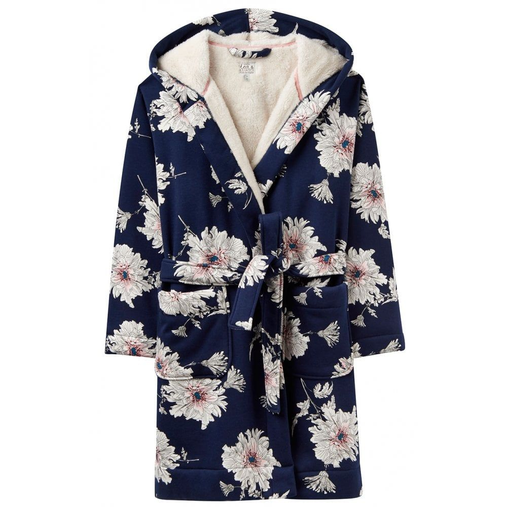 a727ad5d77ce9 Joules Ladies Idlewhile Dressing Gown | 2019 Wish List | Gowns ...