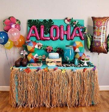Ideas decorativas para mesa de dulces de moana mesa de - Ideas decorativas para cumpleanos ...