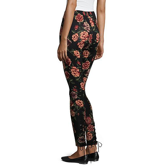 c1b0aaeab72e7 Mixit Lace-Up Knit Leggings   if I could wear anything I want ...