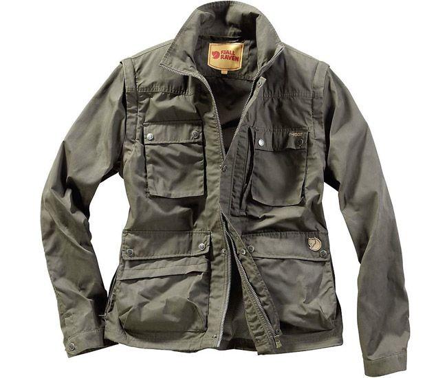 Fjallraven Reporter Lite Jacket Fjallraven Jacket Jackets Mens Fashion Rugged