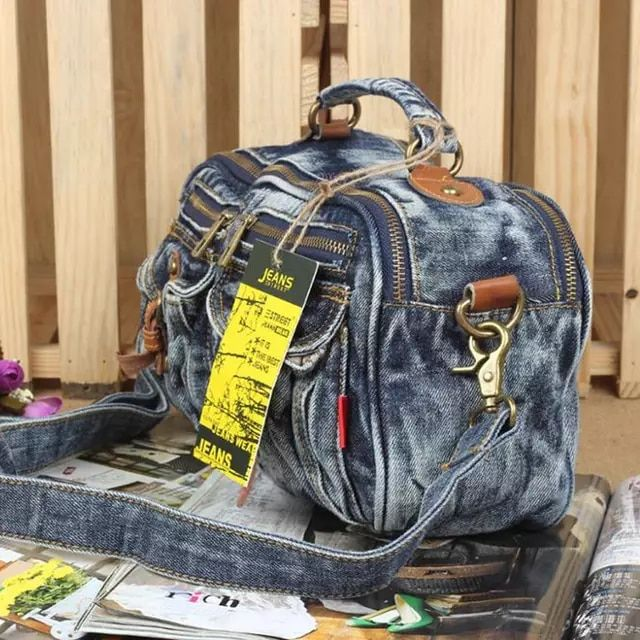 US $72.68 |New fashion handbags for Women Denim Lady Messenger Bags High Quality Shoulder Bag TravellerMood|fashion handbag|handbags fashionhandbags for women – AliExpress