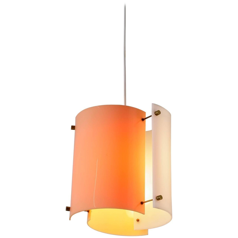 Acrylic pendant light designed by yki nummi for stockmann orno acrylic pendant light designed by yki nummi for stockmann orno aloadofball Images
