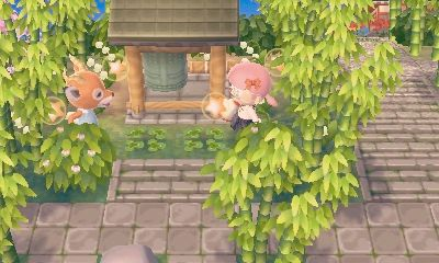 Ringing The Town Bell With Beau Animal Crossing Animal