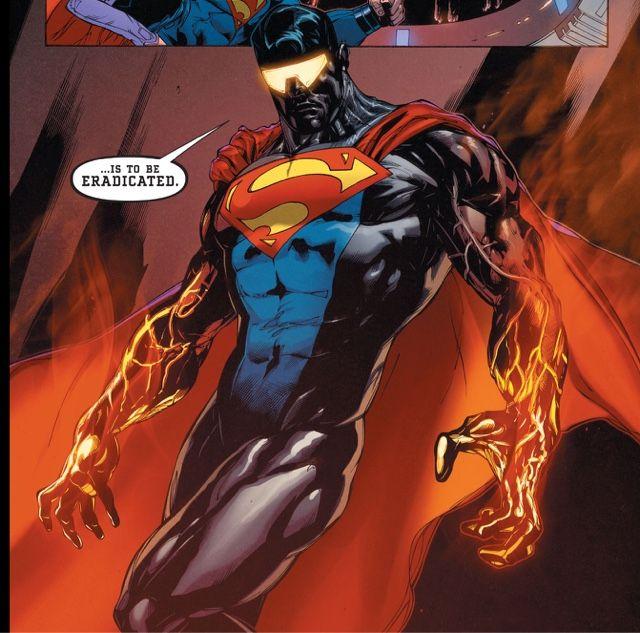 Resultado de imagen para superman eradicator