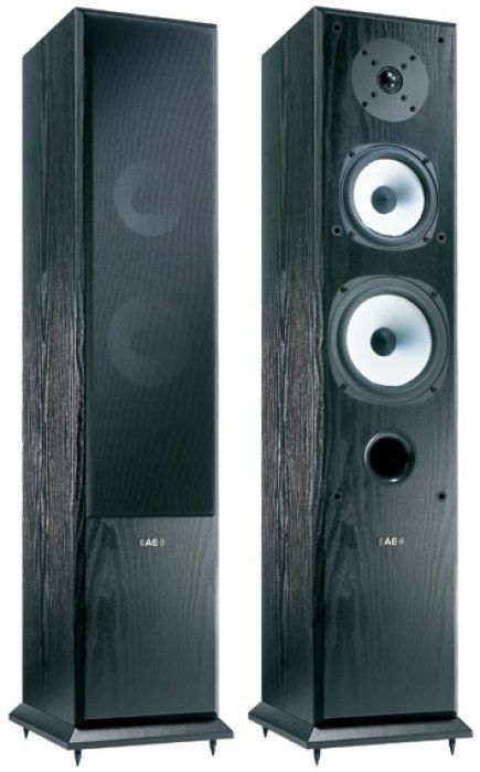 The Acoustic Energy Aegis Three Is The Flagship Of The