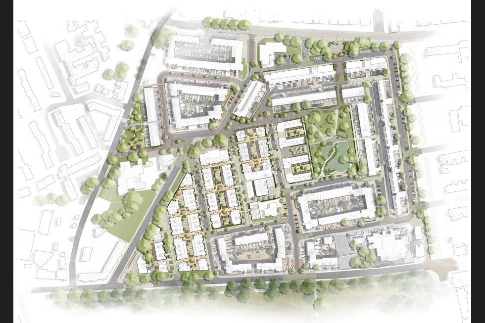 New Images Of Karakusevic Carson Led Nightingale Estate Plans Released News Architects