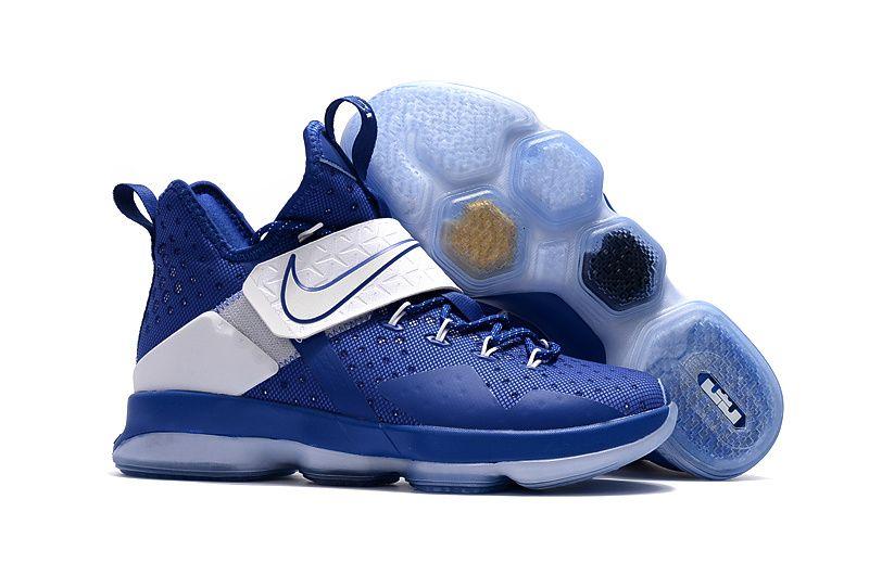 Cheap Nike LeBron 14 Deep Royal Blue For Sale,Nike LeBron 14 Shoes