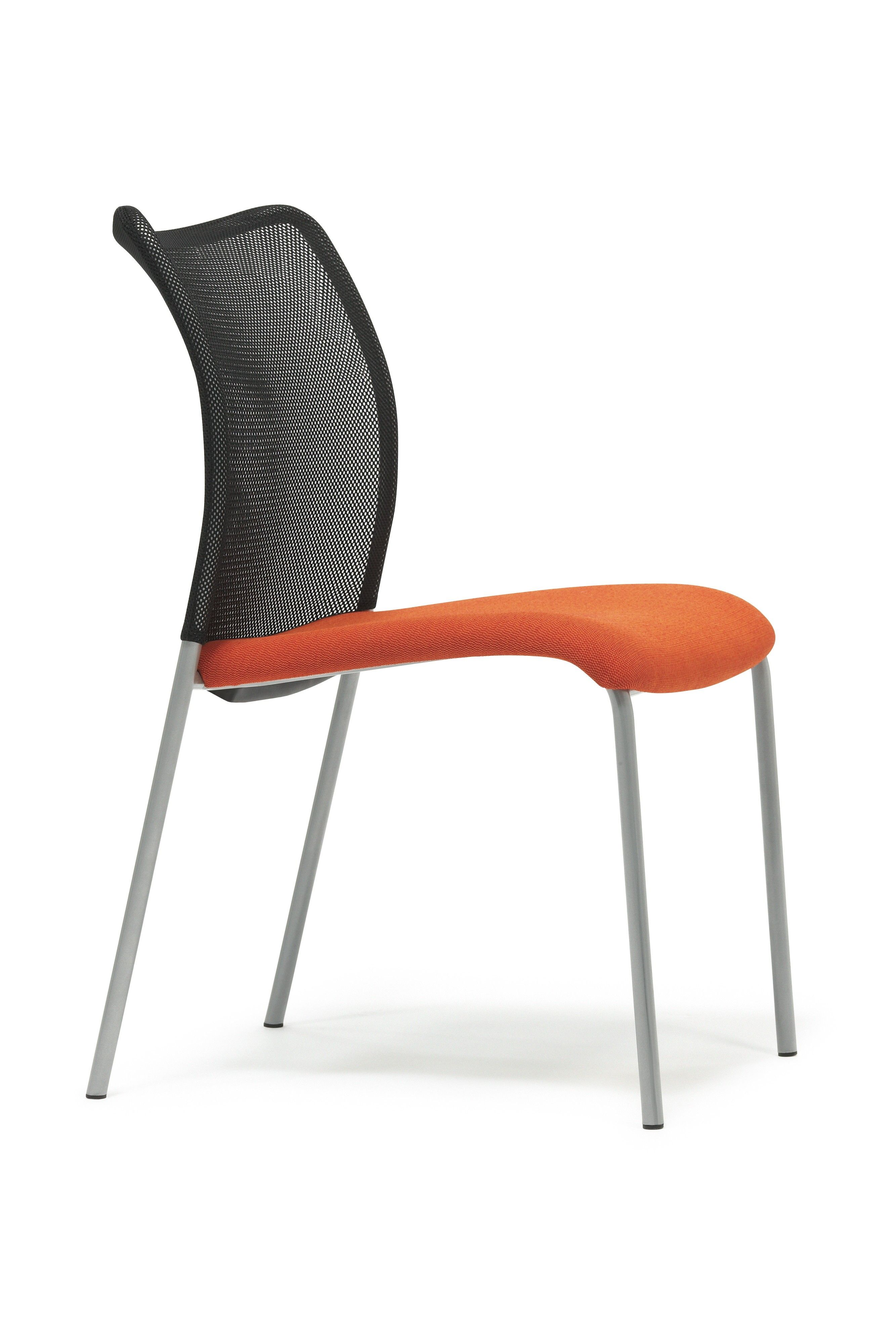 Allseating Inertia Mesh Side Chair Side Chairs Chair