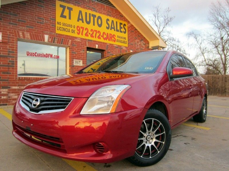 2010 nissan sentra no credit bad credit your job is your