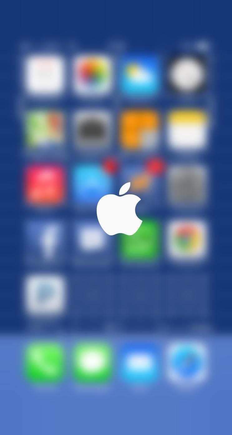 Blurred Home Lockscreen Generator Http 1wpf Cc 1gcpuqu Iphone Background Apple Wallpaper Iphone Wallpaper