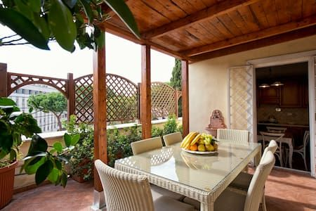 Check Out This Awesome Listing On Airbnb Amazing Terrace Near Colosseum Apartments For Rent