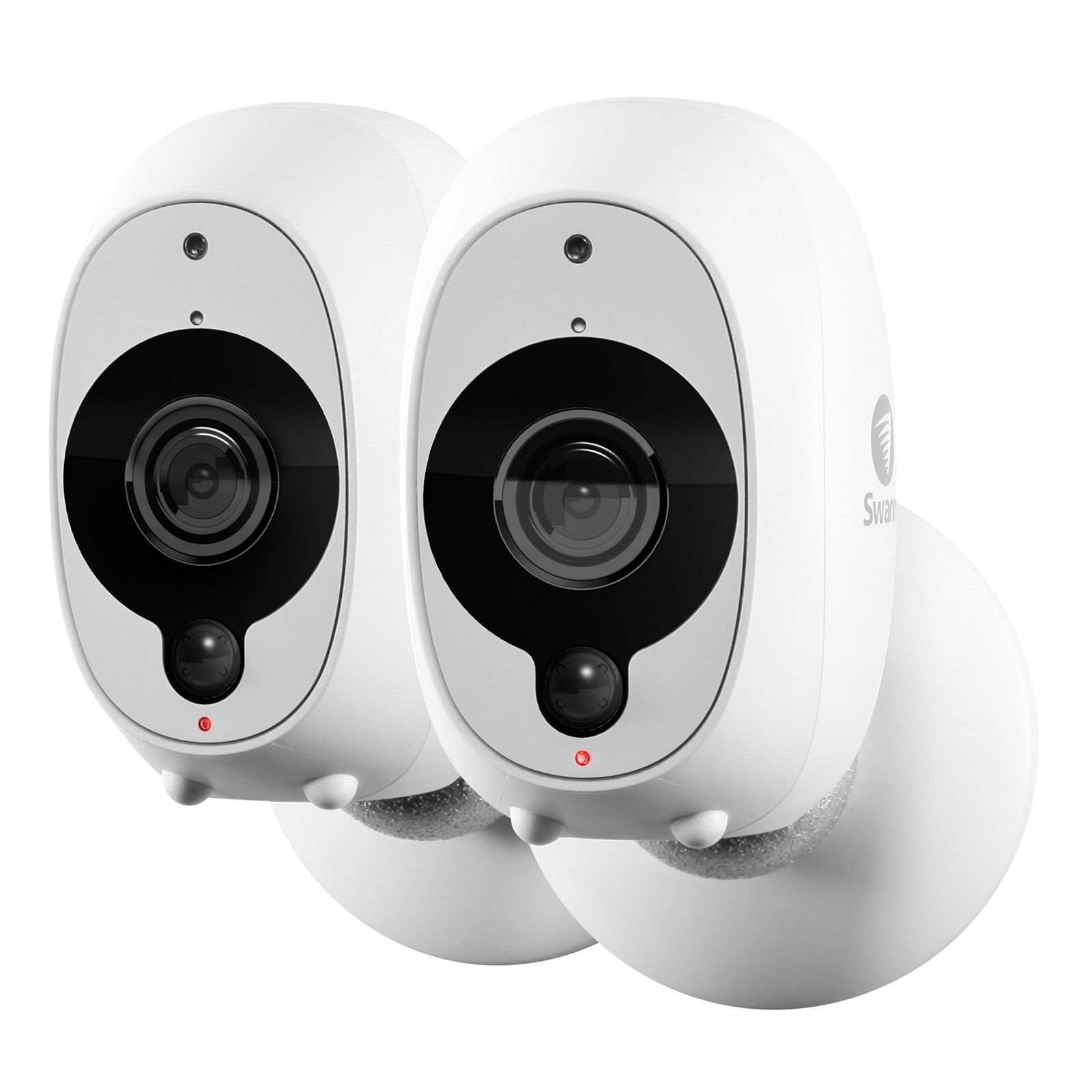 Swann 1080p Battery Security Cameras 2 Pack Bunnings