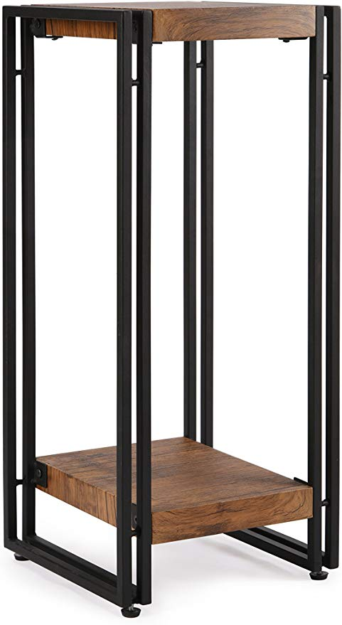 Best Amazon Com Fivegiven Tall Side End Table For Small Spaces 400 x 300