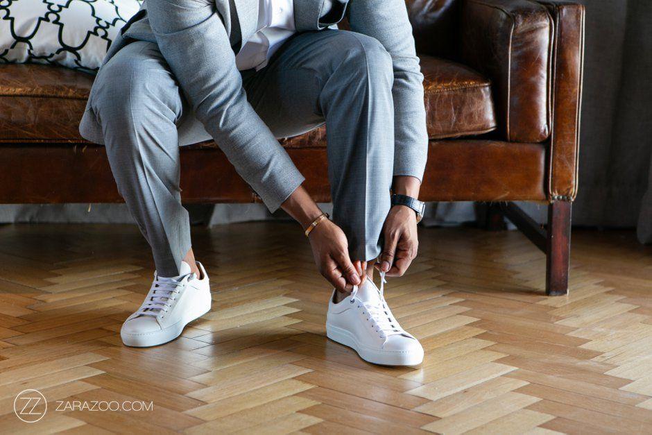 Wedding sneakers, Bride and groom gifts