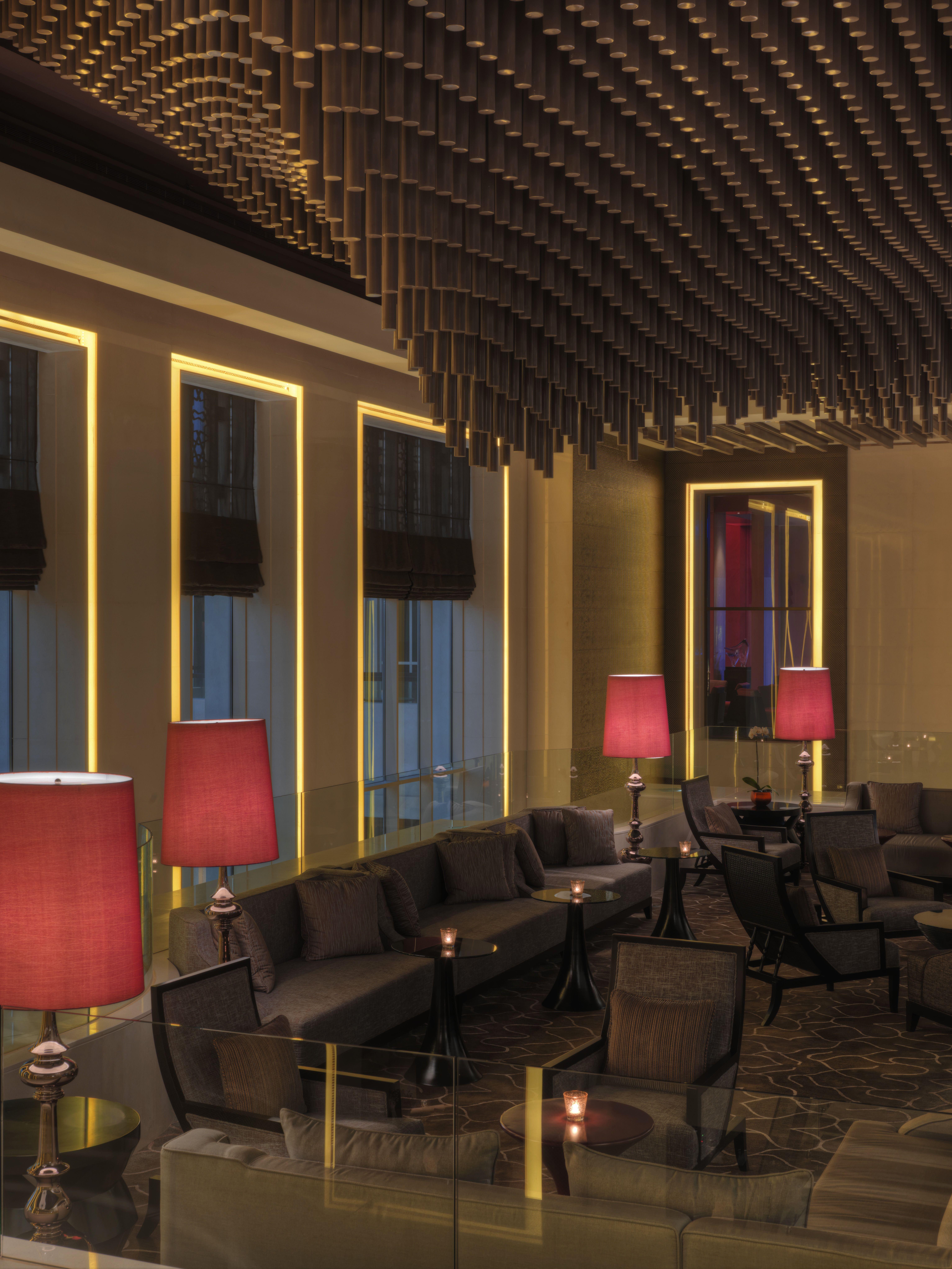 Park Hyatt Abu Dhabi Lobby Lounge
