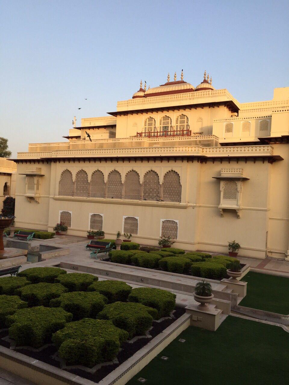 Ram Bagh, Jaipur, India