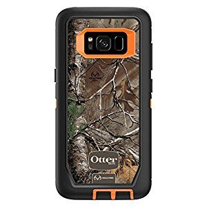 online store 4c63c 53511 Amazon.com: OtterBox DEFENDER SERIES for Samsung Galaxy S8 (SCREEN ...