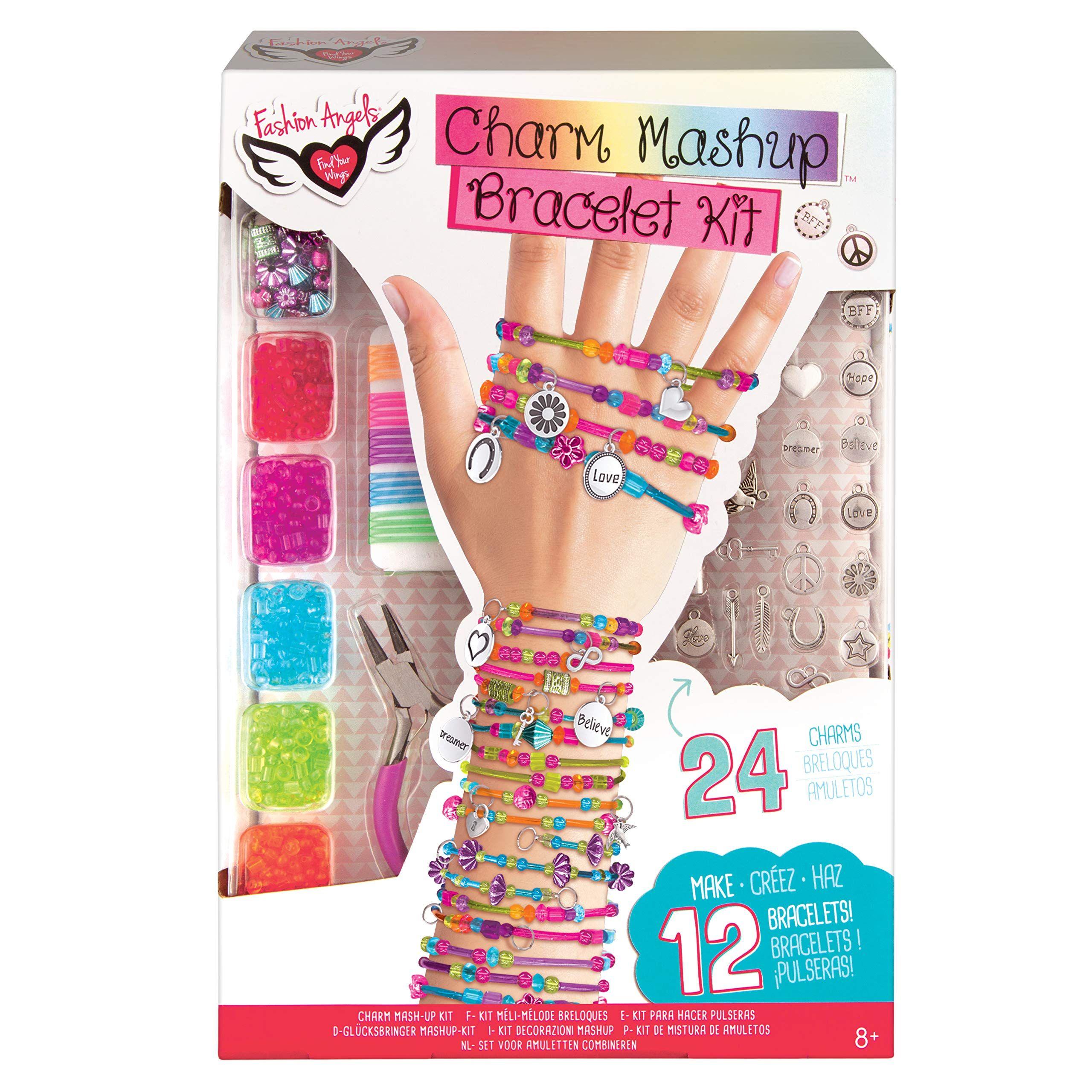 Jewelry Charms MY SCRAP BOOK 12 Bracelets New Craft